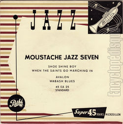 [Pochette de Shoe shine boy (MOUSTACHE JAZZ SEVEN)]